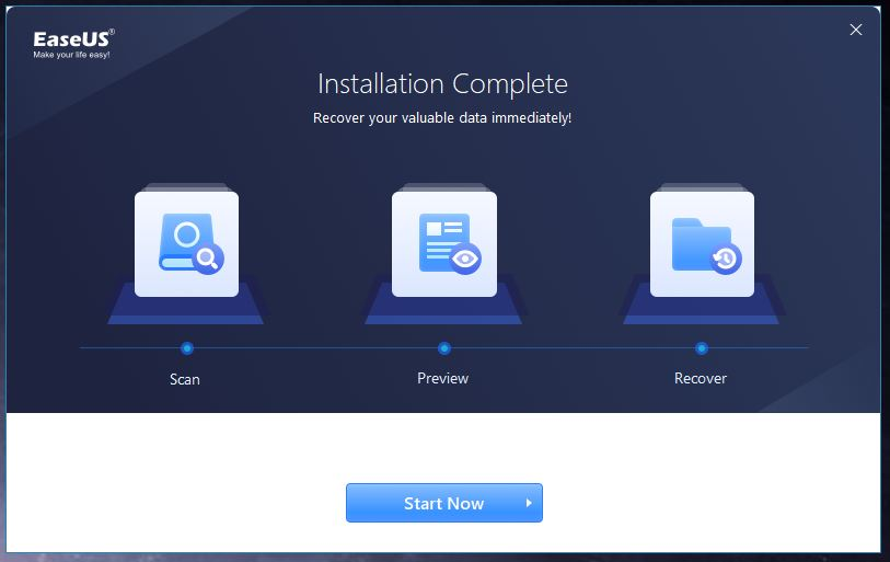 Easeus Data Recovery Wizard Review How Does It Work Ffiny